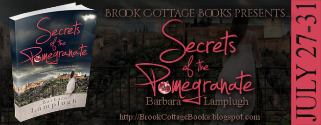 Secrets of the Pomegranate Tour Banner
