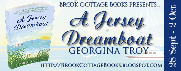 A Jersey Dreamboat Tour Banner 1