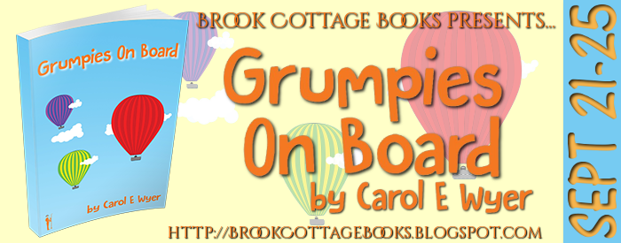 Grumpies on Board Tour Banner