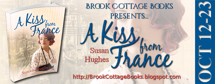 A Kiss from France Tour Banner