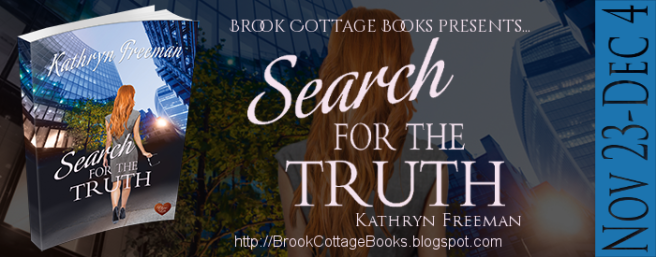 Search for Truth Tour Banner