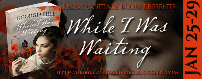While I Was Waiting Tour Banner