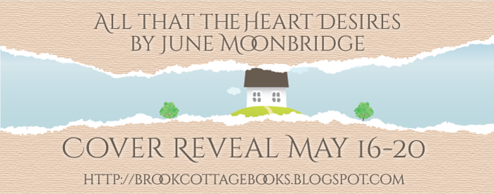 Cover Reveal -All that the Heart Desires