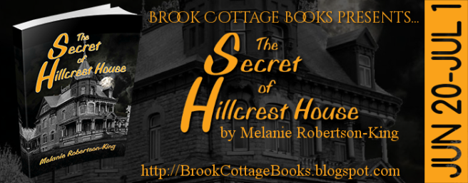 Secret of Hillcrest House Tour Banner