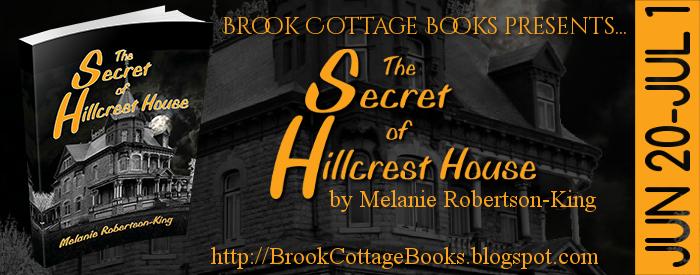 Secret of Hillcrest House Tour Banner