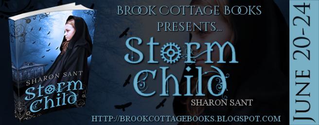 Storm Child Tour Banner